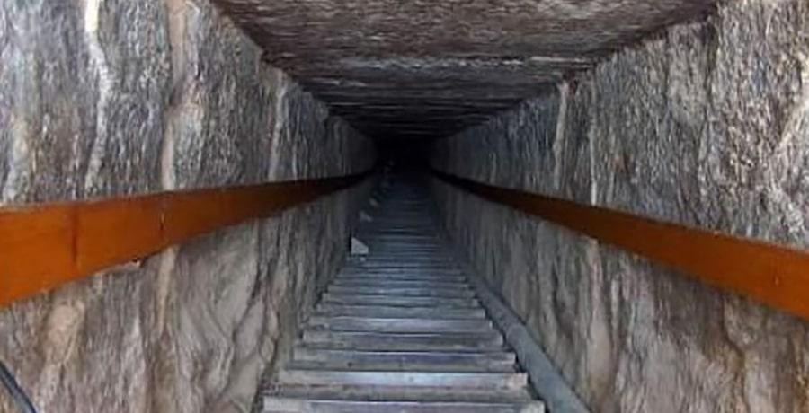 قبرستان داهشور، گورستانی سلطنتی از بنای های باستانی مصر