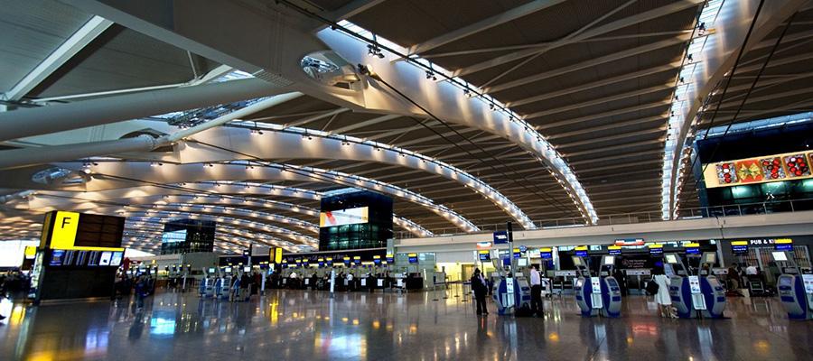 فرودگاه هیترو لندن -London Heathrow Airport