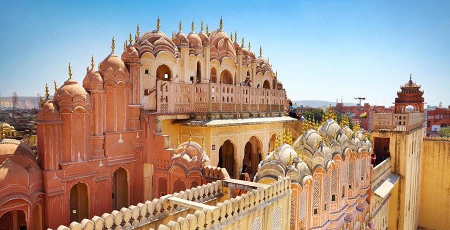 جاذبه های تاریخی هند