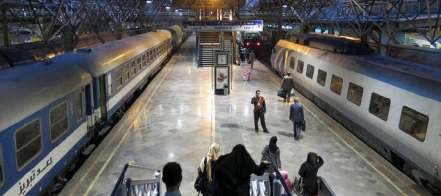 بهترین قطار تهران شیراز