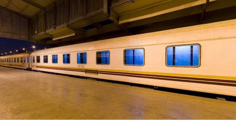 خرید بلیط قطار ارزان شیراز