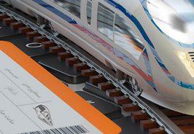 قیمت قطار تهران به شیراز