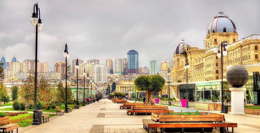 در نوروز سفری ارزان به باکو داشته باشید
