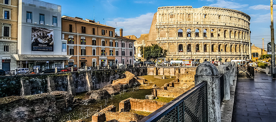 رم (پایتخت ایتالیا) - سفر به قلب تاریخ