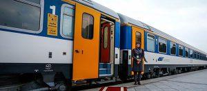 امکانات قطار غزال بنیاد