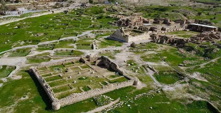 تصویری از مجموعه باستانی استان فارس در آثار تاریخی یونسکو