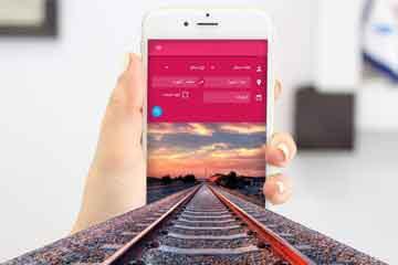 خرید بلیط قطار تهران شیراز