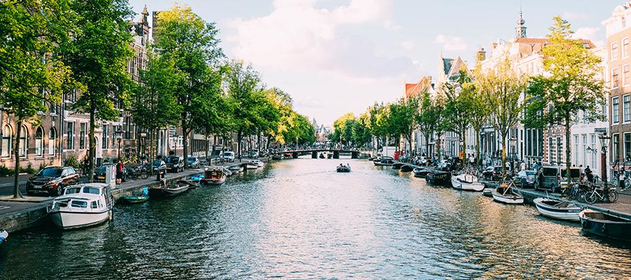 آمستردام (هلند) - زیباترین شهر جهان برای تفریحات شبانه