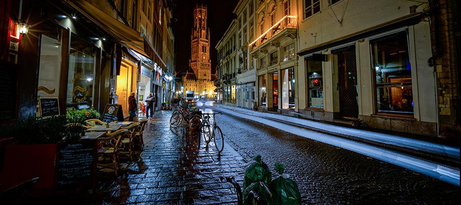 بروگس (بلژیک) - ونیز شمال