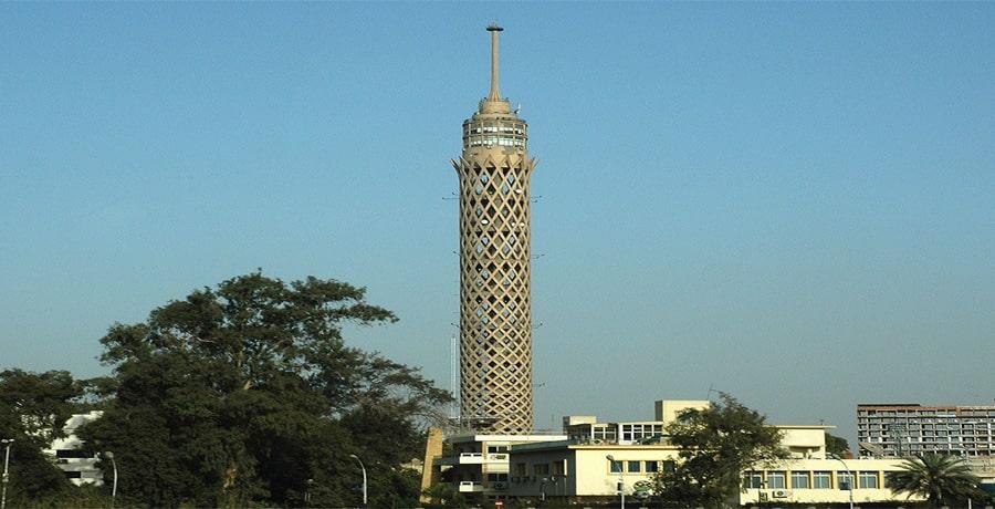 برج قاهره، معروف ترین بنای شهر قاره