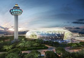 رده بندی بهترین فرودگاه های جهان در سال 2018