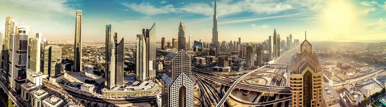 سفر به شهر دبی