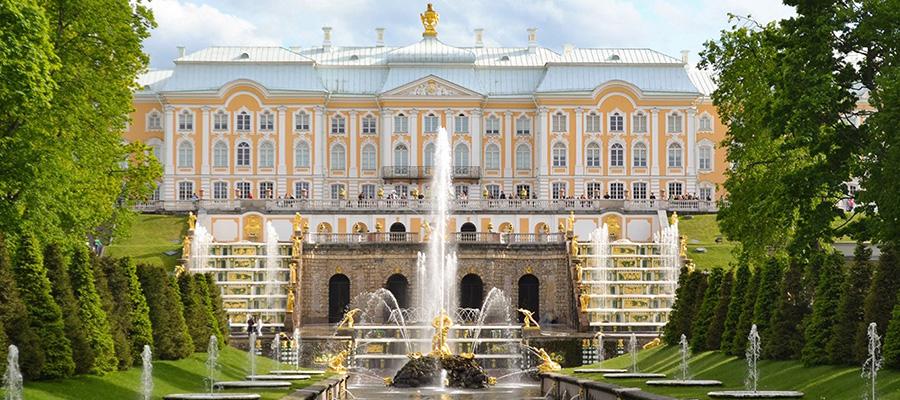 مکان های دیدنی سن پترزبورگ - دومین شهر بزرگ و پرجمعیت روسیه