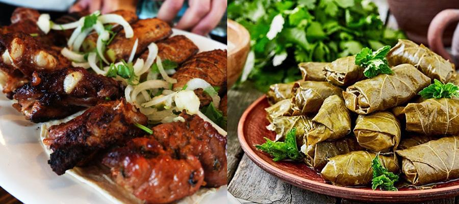 عاشقان غذا بخوانند- تجربه فراموش نشدنی غذاهای محلی ارمنستان