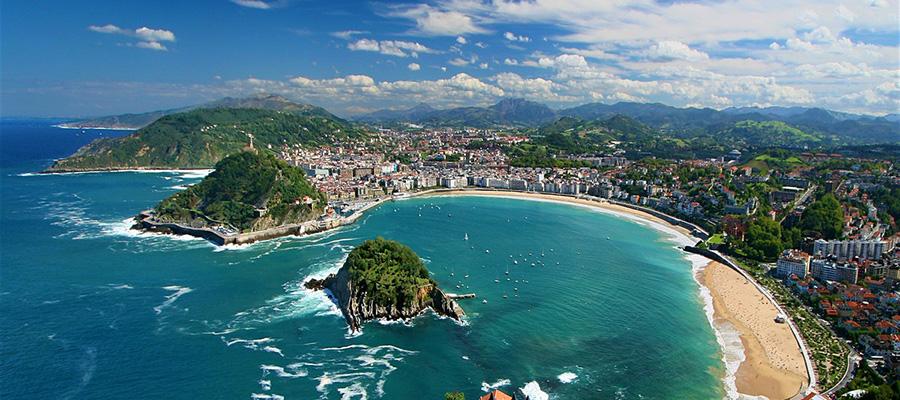 ساحل لاکونچا - پاکیزه ترین و زیباترین ساحل اسپانیا