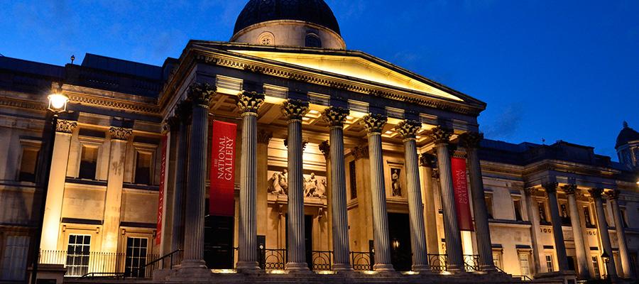 موزه ملی انگلستان در لندن - پربازدیدترین موزه انگلیس