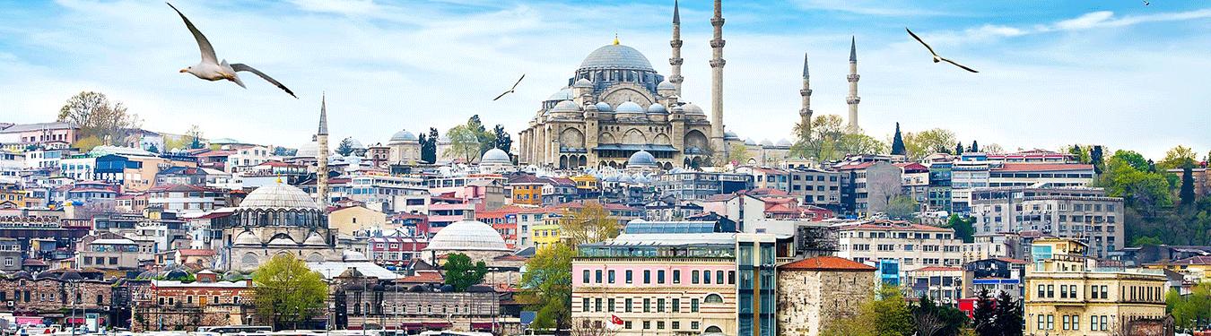 هزینه مسافرت به استانبول ترکیه