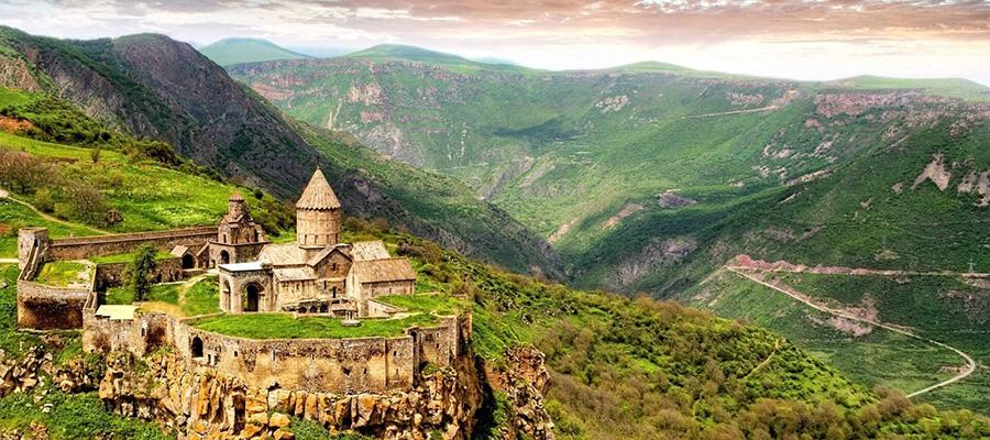 جاذبه های تاریخی و فرهنگی ارمنستان