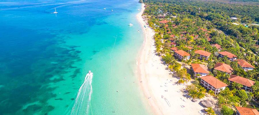 ساحل سون مایل - 7 مایل از بهترین و زیباترین سواحل دنیا در جامائیکا