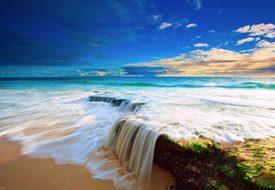 بهترین و زیباترین سواحل ایران در شمال و جنوب کشور