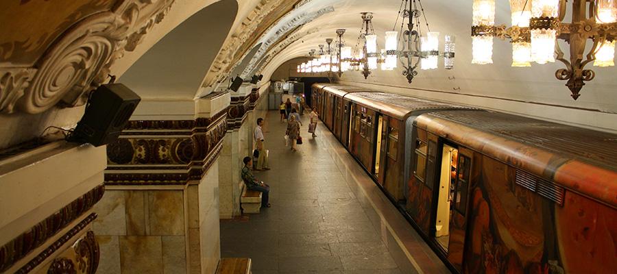 متروی مسکو، موزه بزرگ روسیه به وسعت تمام شهر