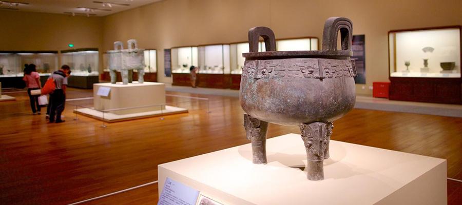 موزه ملی چین در پکن - دومین موزه پربازدید جهان