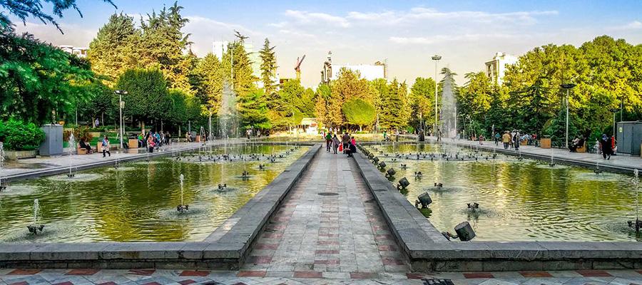 جذاب ترین و بهترین پارک های تهران به تفکیک مکان