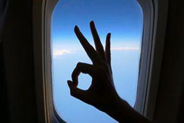 بهترین جا برای نشستن در هواپیما