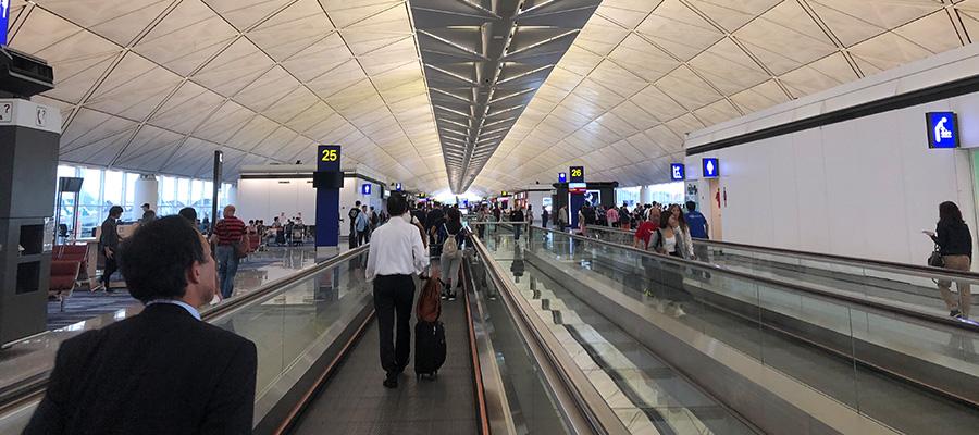 از بهترین فرودگاه های شرق آسیا