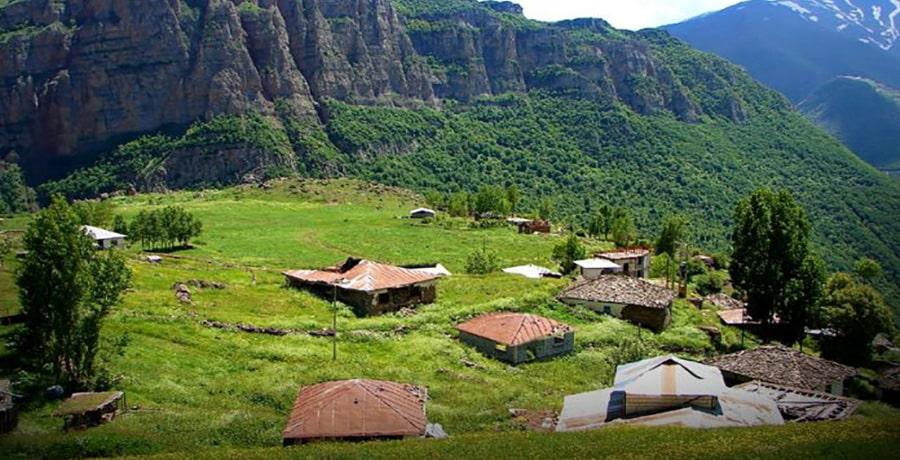 دیدار از طبیعت زیبای مازندران در نوروز