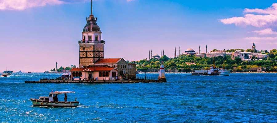 ارزان ترین بلیط چارتر هواپیما استانبول ترکیه رفت و برگشت