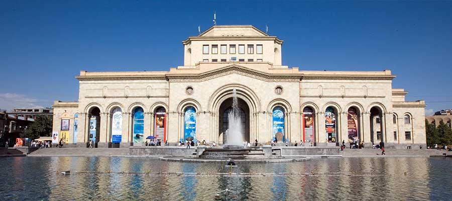 سفر به ایروان ارمنستان