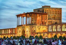 بهترین مکان های دیدنی اصفهان
