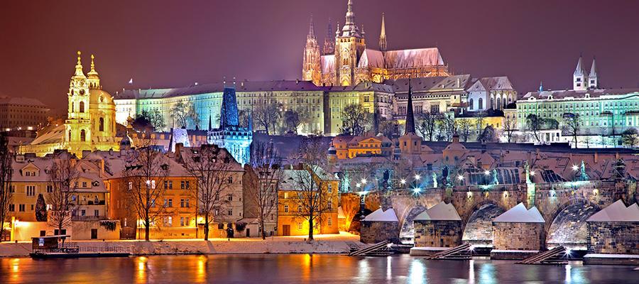 پراگ (جمهوری چک) - پایتخت و بزرگترین شهر جمهوری چک