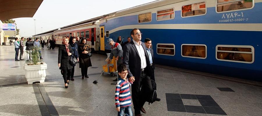 قطار زندگی رجا، قطار مجلل و 5 ستاره