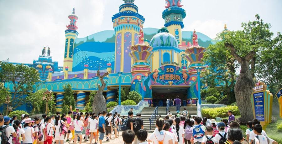 گوانجو، سومین شهر بزرگ کشور چین