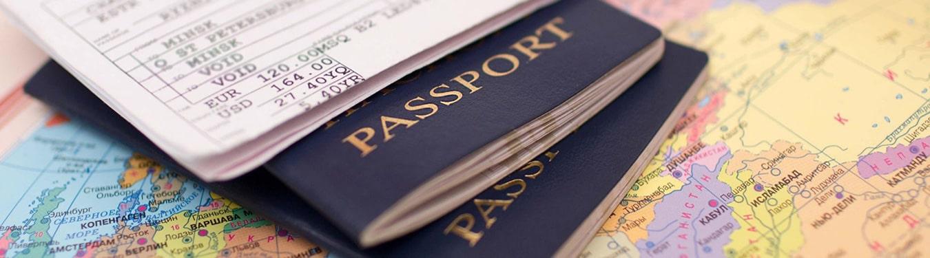 انواع ویزا و مدارک مورد نیاز برای دریافت آنها