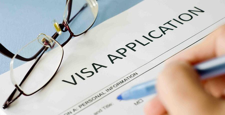 مدارک لازم برای دریافت ویزا