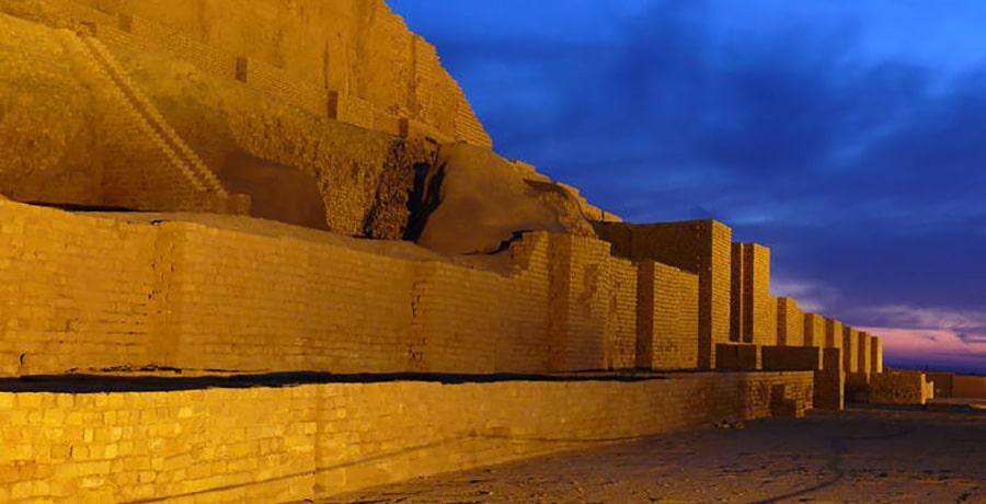 چغازنبیل در استان خوزستان، نخستین اثر ثبت شده در یونسکو