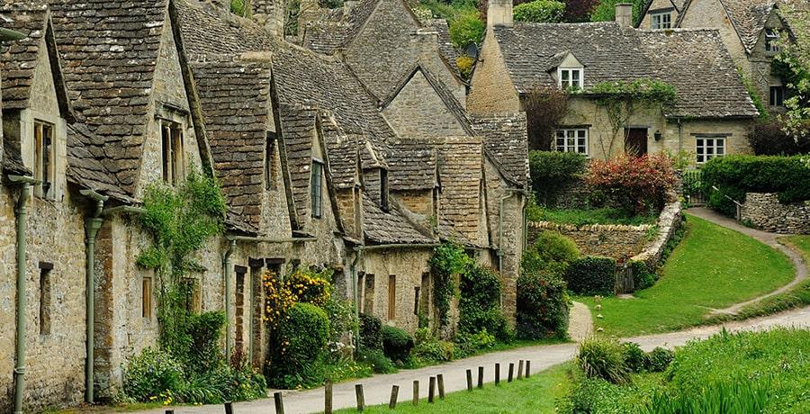 دهکده 1000 ساله انگلستان