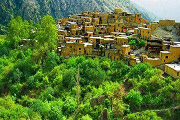 بهترین روستاهای ایران