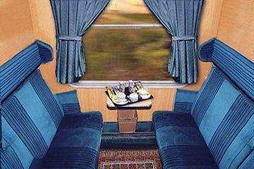 قطار شش تخته پارسی