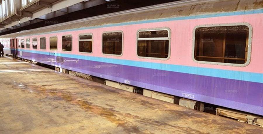 برنامه زمانی حرکت قطارهای جوپار
