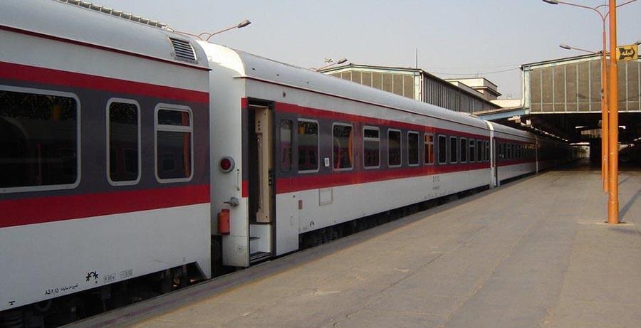قطار غزال بندر عباس