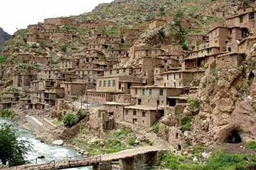 تصویری از روستاهای ناشناخته ایران