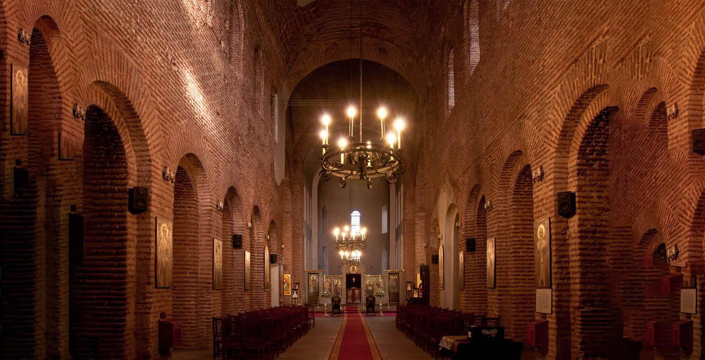 کلیسای شهر صوفیه بلغارستان