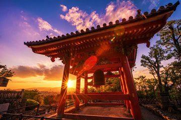 معابد دیدنی ژاپن