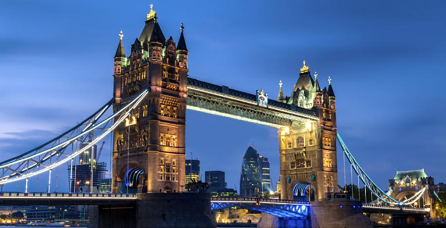 بریج تاور Tower Bridge، زیباترین پل لندن