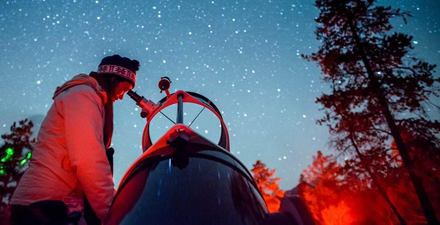 فستیوال آسمان شب جاسپر در کانادا