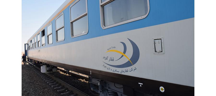 امکانات قطار 6 تخته کویر